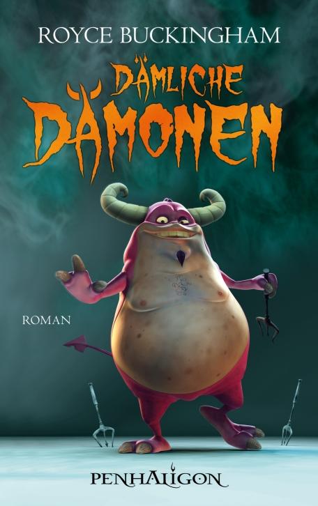 The German version of Demon Keeper skyrocketed to best seller status on its release.