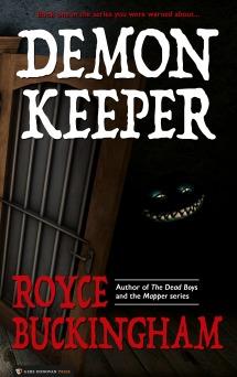 Demonkeeper Book I